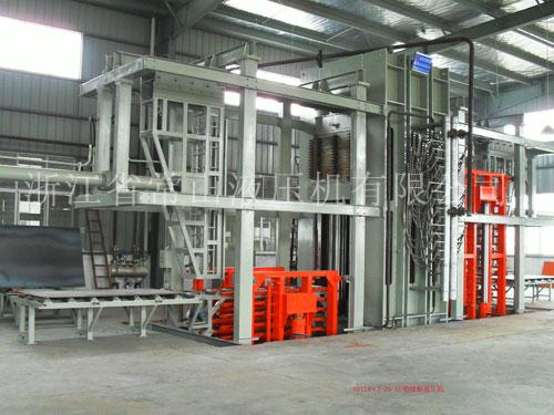 2000T液压机